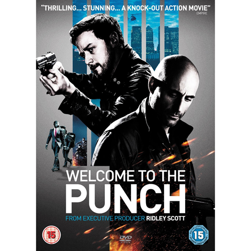 Welcome To The Punch (UK-import) (DVD)
