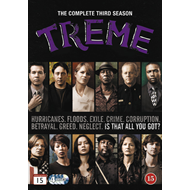 Treme - Sesong 3 (DVD)