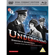 Underground (UK-import) (Blu-ray + DVD)