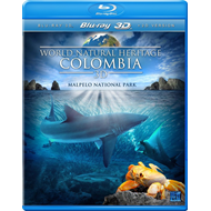 World Natural Heritage - Columbia 3D (UK-import) (Blu-ray 3D + Blu-ray)