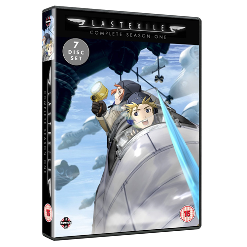 Last Exile - Complete Season One (UK-import) (DVD)
