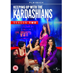 Keeping Up With The Kardashians - Sesong 2 (DVD)
