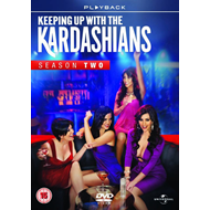Keeping Up With The Kardashians - Sesong 2 (UK-import) (DVD)