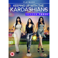 Keeping Up With The Kardashians - Sesong 3 (UK-import) (DVD)