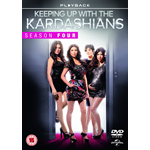 Keeping Up With The Kardashians - Sesong 4 (DVD)