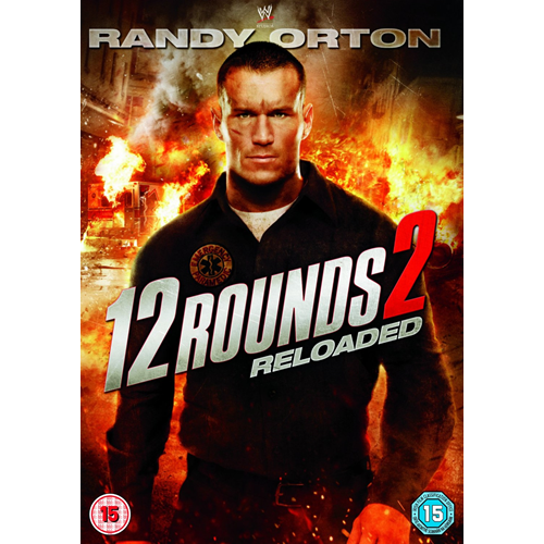 12 Rounds - Reloaded (UK-import) (DVD)