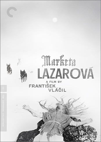 Marketa Lazarova - Criterion Collection (DVD - SONE 1)
