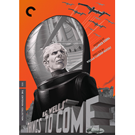 Things To Come - Criterion Collection (DVD - SONE 1)