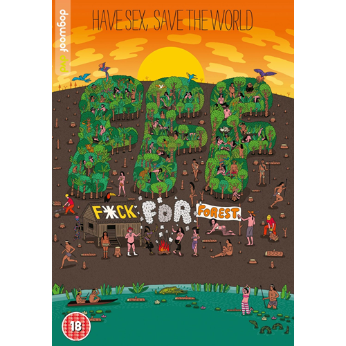 F*ck For Forest (UK-import) (DVD)
