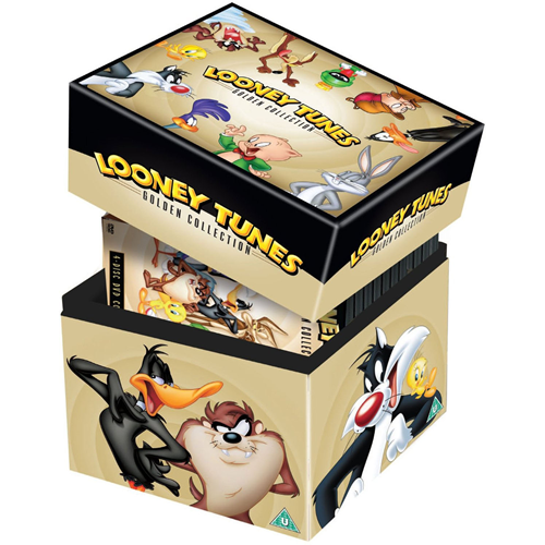 Looney Tunes - Golden Collection (UK-import) (DVD)