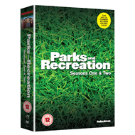 Parks And Recreation - Sesong 1 & 2 (UK-import) (DVD)
