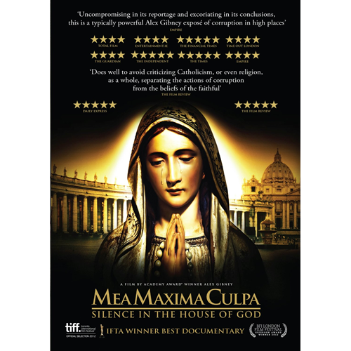 Mea Maxima Culpa - Silence In The House Of God (UK-import) (DVD)