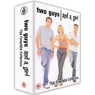 Two Guys, A Girl And A Pizza Place - The Complete Series (UK-import) (DVD)
