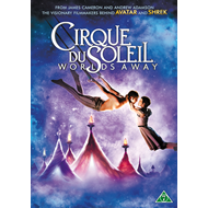 Cirque De Solei - Worlds Away (DVD)