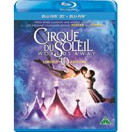 Cirque De Solei - Worlds Away (Blu-ray 3D + Blu-ray)