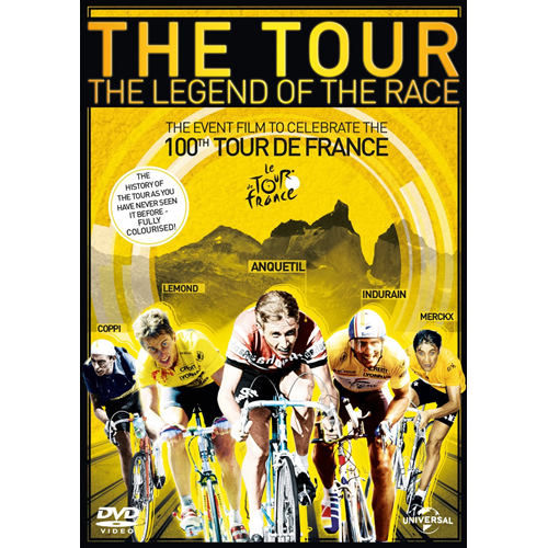 The Tour - The Legend Of The Race (UK-import) (DVD)