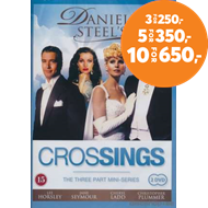 Produktbilde for Danielle Steel - Crossings (DVD)