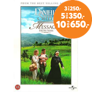 Produktbilde for Danielle Steel - Message From Nam (DVD)