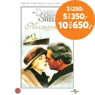 Produktbilde for Danielle Steel - No Greater Love (DVD)