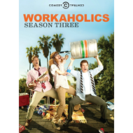 Workaholics - Sesong 3 (DVD - SONE 1)