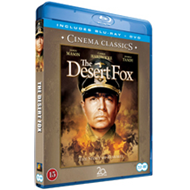 The Desert Fox (Blu-ray + DVD)