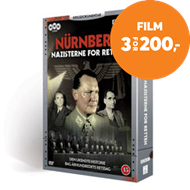 Produktbilde for Nürnberg - Nazis On Trial (DVD)