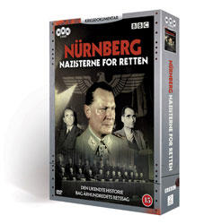 Nürnberg - Nazis On Trial (DVD)