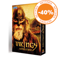 Produktbilde for Vikings Collection (DVD)