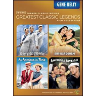 TCM Greatest Classic Legends - Gene Kelly (DVD - SONE 1)