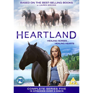 Heartland - Sesong 5 (UK-import) (DVD)