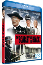 The Scarlet & The Black (Blu-ray + DVD)