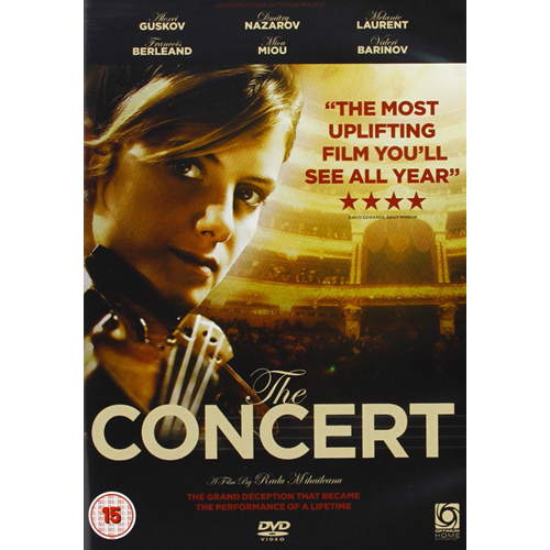 The Concert (UK-import) (DVD)