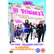St. Trinians 2 - The Legend Of Fritton's Gold (UK-import) (DVD)