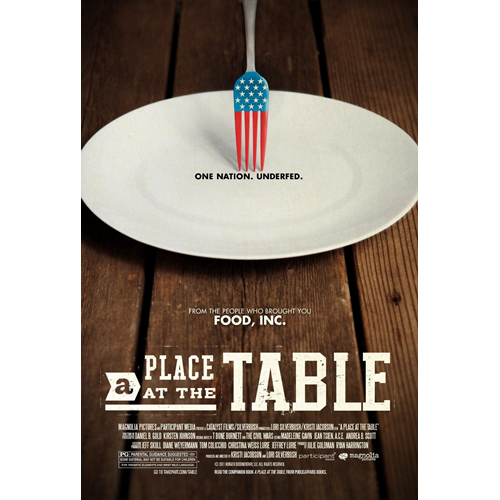 A Place At The Table (DVD - SONE 1)