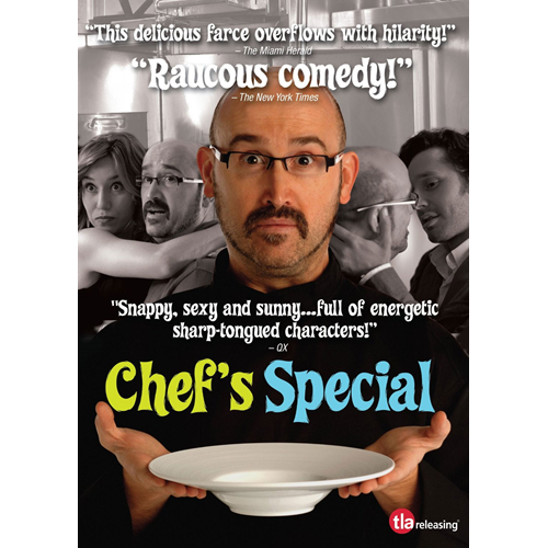 Chef's Special (UK-import) (DVD)