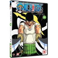 One Piece - Collection 2 (UK-import) (DVD)
