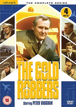 The Gold Robbers - The Complete Series (UK-import) (DVD)