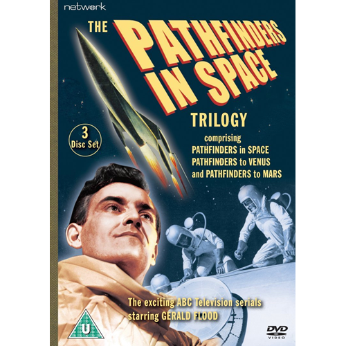 The Pathfinders In Space Trilogy (UK-import) (DVD)