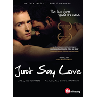 Just Say Love (UK-import) (DVD)