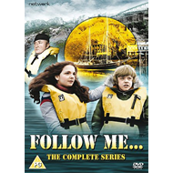 Follow Me - The Complete Series (UK-import) (DVD)