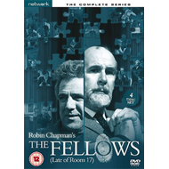 The Fellows - The Complete Series (UK-import) (DVD)