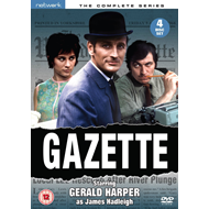 Gazette - The Complete Series (UK-import) (DVD)