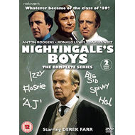 Nightingale's Boys - The Complete Series (UK-import) (DVD)
