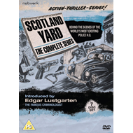 Scotland Yard - The Complete Series (UK-import) (DVD)