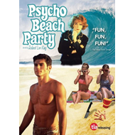 Psycho Beach Party (UK-import) (DVD)