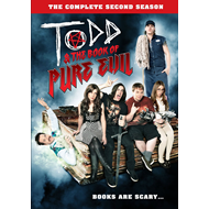 Todd And The Book Of Pure Evil - Sesong 2 (DVD - SONE 1)