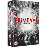 Primeval - Sesong 1-3 (UK-import) (DVD)
