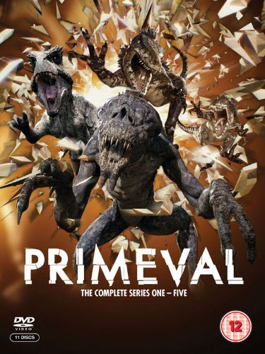 Primeval - Komplett Sesong 1 - 5 (UK-import) (DVD)