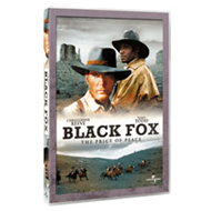 Produktbilde for Black Fox II - The Price Of Peace (DVD)