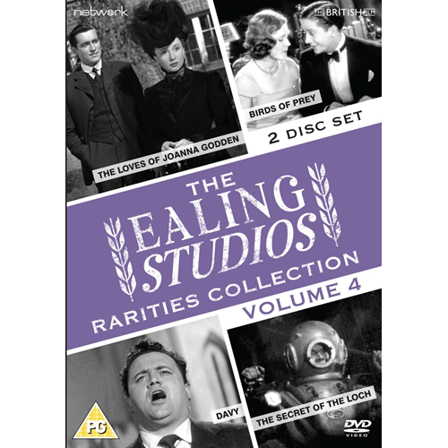 The Ealing Studios Rarities Collection - Volum 4 (UK-import) (DVD)